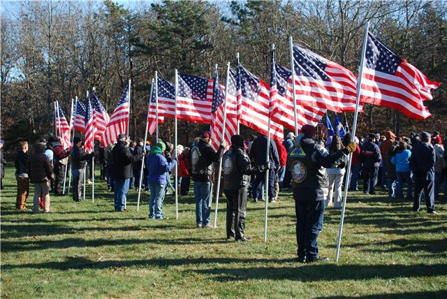 PGR Mission Wreaths Across America 2009